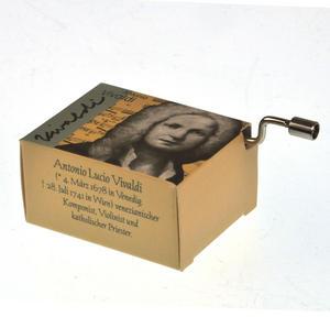 Antonio Vivaldi - Four Seasons - Spring Music Box Thumbnail 2