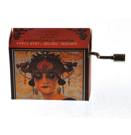 Giacomo Puccini - Turandot Opera Music Box - Nessun Dorma