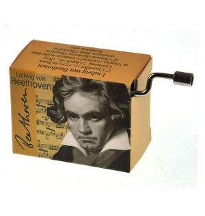 Ludwig Van Beethoven - For Elise Music Box Thumbnail 1