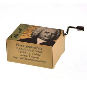 Johann Sebastian Bach - Air Music Box Thumbnail 2