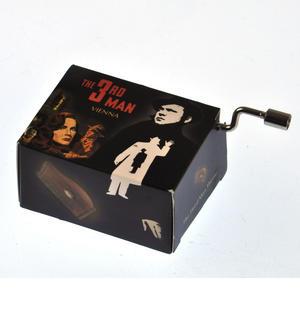 The Third Man Music Box - Zither Spy Theme by Anton Karas Thumbnail 2