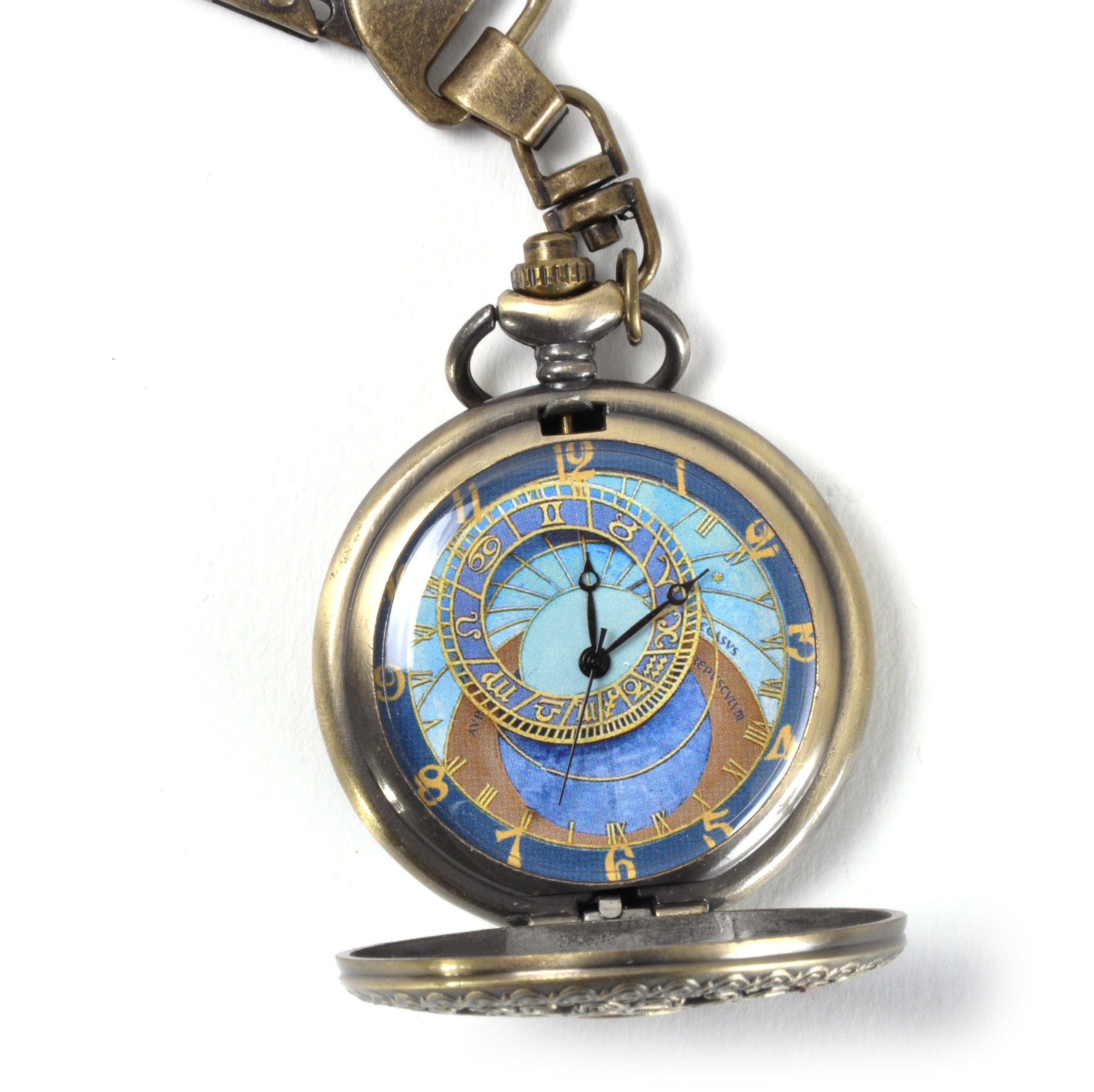 Astrolabe pocket watch with pendant pink cat shop astrolabe pocket watch with pendant mozeypictures Gallery