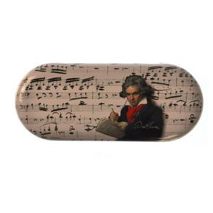 Ludwig Van Beethoven Glasses Case Thumbnail 1