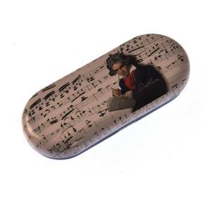 Ludwig Van Beethoven Glasses Case Thumbnail 3
