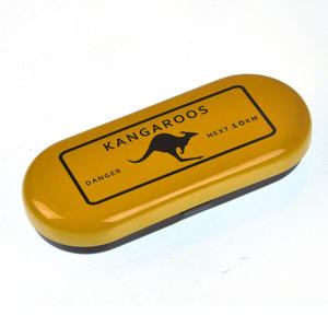Danger Kangaroos - Next 10km Glasses Case Thumbnail 3