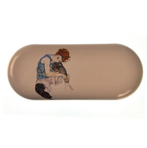 Egon Schiele - Edith Glasses Case Thumbnail 1