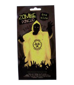 Zombie Poncho Thumbnail 2