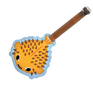 Puffer Fish Luggage Identifier