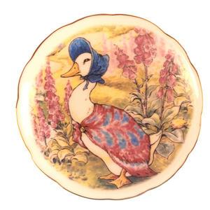 Jemima Puddleduck Porcelain Tea Set and Rose Basket Hamper Thumbnail 7