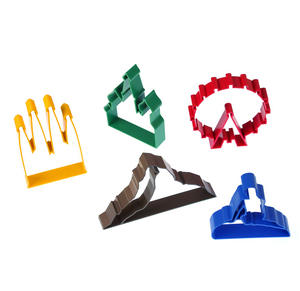 Europe Landmarks Cookie Biscuit Cutters - Panorama Baking- Moscow, Barcelona, Copenhagen, Switzerland, Vienna Thumbnail 2