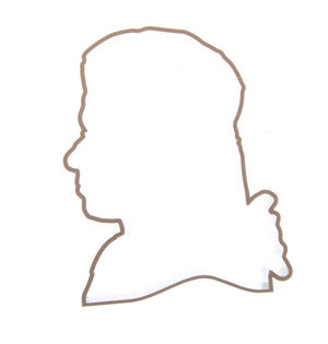 Mozart Cookie Biscuit Cutter Thumbnail 4