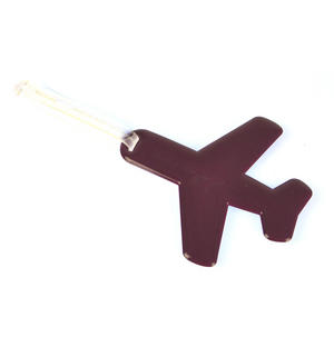 Happy Flight Violet Aeroplane Doll - Luggage Identifier by Alife Design Thumbnail 1