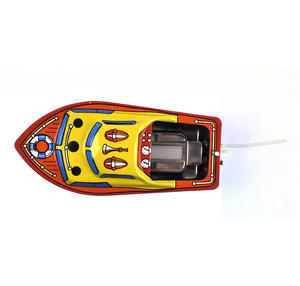 Candle Powered Speed Boat Thumbnail 3