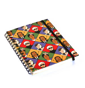 Great Modern Artists Notebook feat. Dali Warhol Kahlo Picasso Thumbnail 3