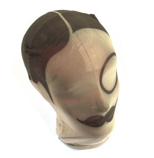 Gentleman's Disguise - One Size Stetchy Full Head Mask Thumbnail 3