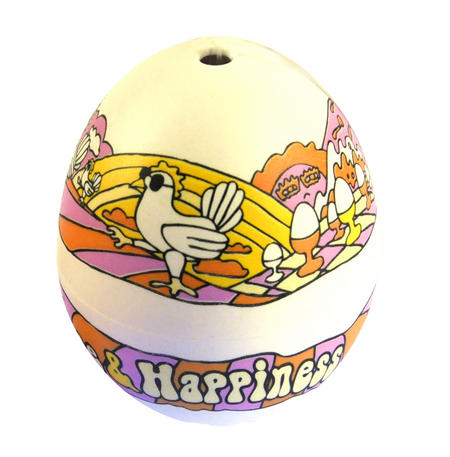 Love & Peace Beep Egg Timer - Piep Ei Hippie Edition
