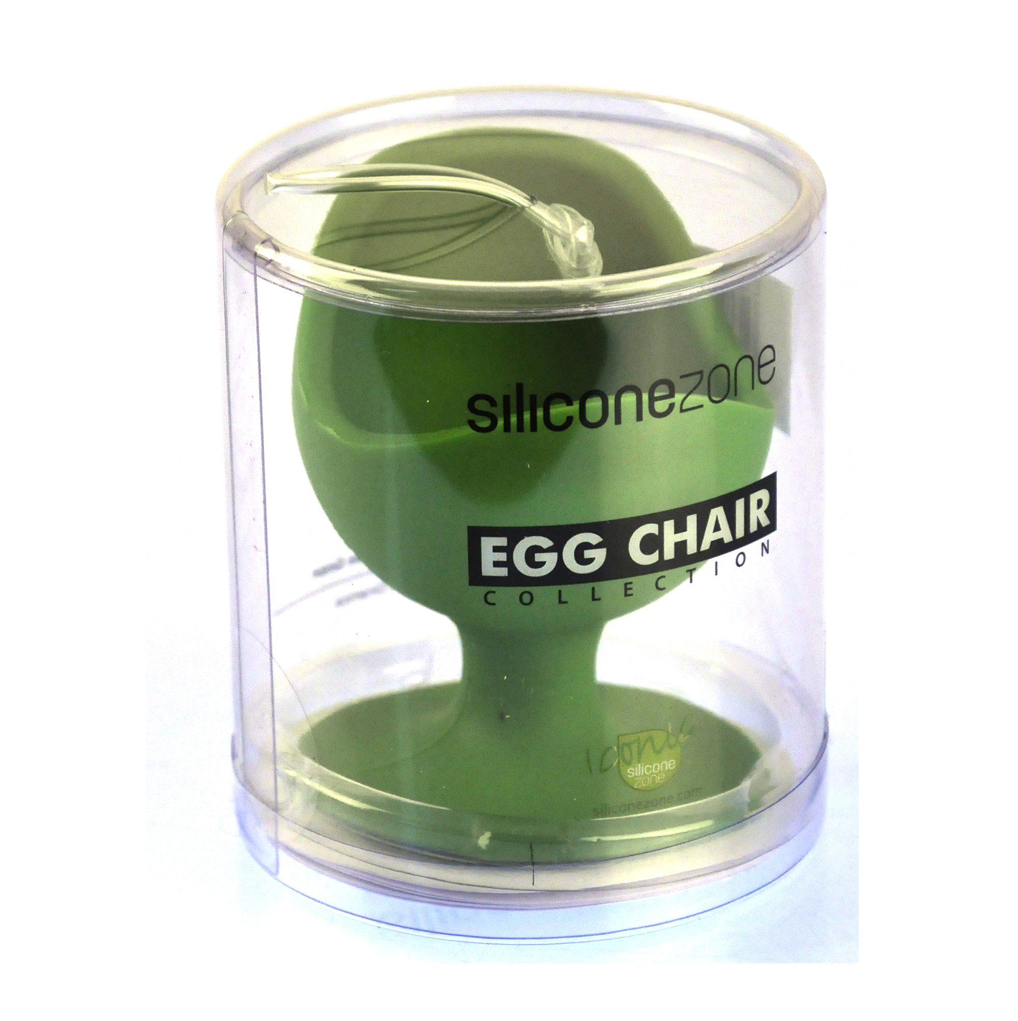gr n ei stuhl silikon zone sammlung eierbecher ebay. Black Bedroom Furniture Sets. Home Design Ideas