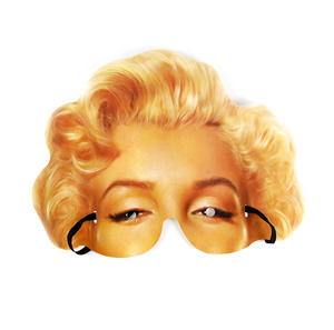 Classic Marilyn Monroe Party Mask Thumbnail 1