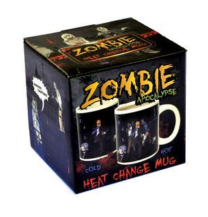 Zombie Apocalypse Heat Change Mug Thumbnail 3