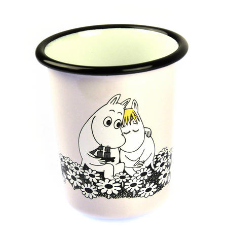 Together Forever - Moomin Muurla Enamel Tumbler