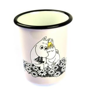 Together Forever - Moomin Muurla Enamel Tumbler Thumbnail 1
