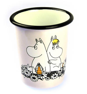 Together Forever - Moomin Muurla Enamel Tumbler Thumbnail 2