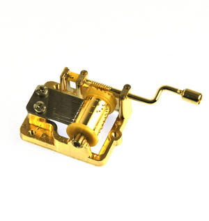 L'International - Socialist Anthem - Handcrank Music Box Thumbnail 3