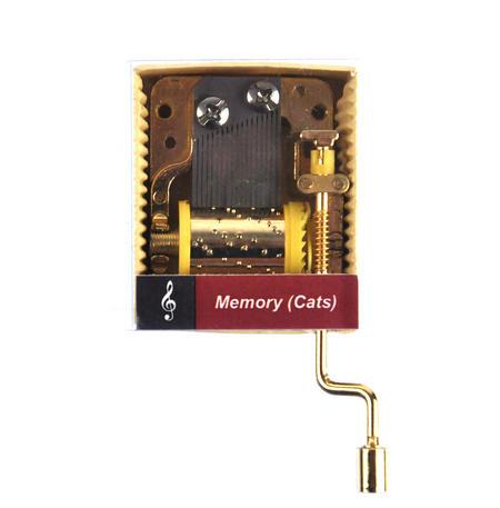 Memory (Cats) - Andrew Lloyd Webber - Handcrank Music Box