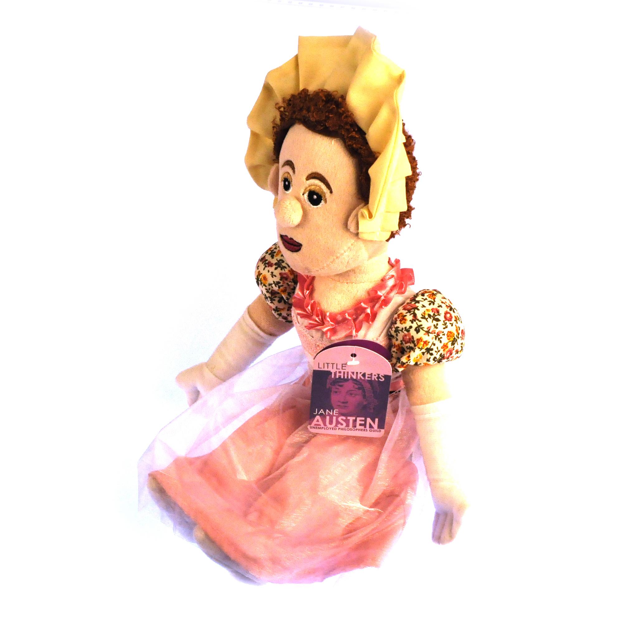 Alexander Hamilton Giocattolo Morbido-Little pensatori doll