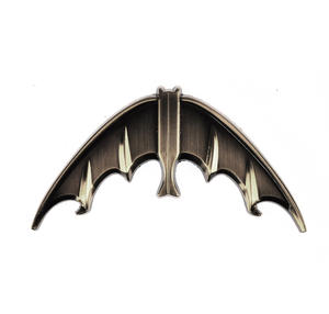 Batman Batarang Solid Metal Magnetic Bottle Opener Thumbnail 1