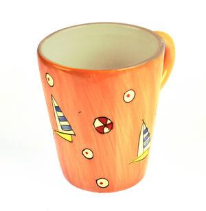 Beautiful Boobs Babe 3D Mug - Beachball Thumbnail 3
