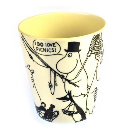 I Do Love Picnics - Moomin Melamine Mug