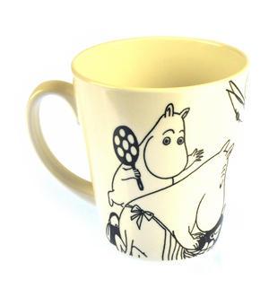 I Do Love Picnics - Moomin Melamine Mug Thumbnail 3