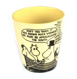 I'm Afraid - Moomin Melamine Mug Thumbnail 1
