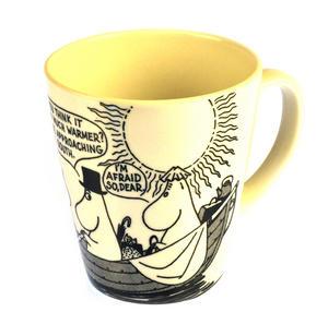 I'm Afraid - Moomin Melamine Mug Thumbnail 2