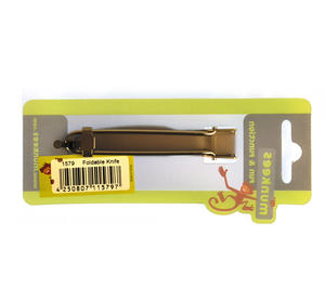 Folding Knife Utensil - Munkees Small Storage Thumbnail 2