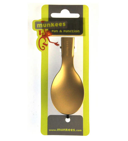 Folding Spoon Utensil - Munkees Small Storage