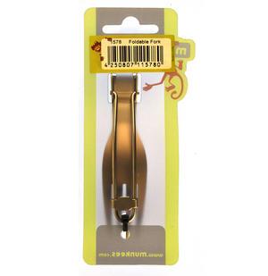 Folding Fork Utensil - Munkees Small Storage Thumbnail 2
