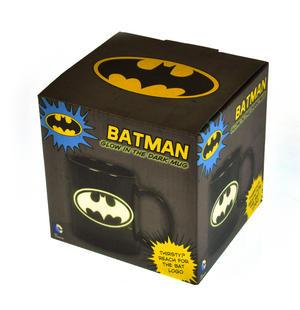 Batman Glow in the Dark Mug Thumbnail 2