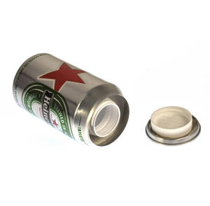 Branded Can of Beer Stash Tin Thumbnail 3
