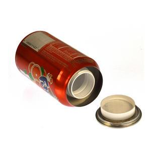 Branded Can of Orange Fizzy Pop Stash Tin Thumbnail 2