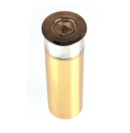 12 Gauge Cartridge Flask - 6 Fluid Ounces