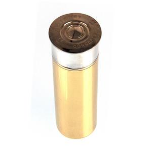 12 Gauge Cartridge Flask - 6 Fluid Ounces Thumbnail 1