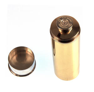 12 Gauge Cartridge Flask - 6 Fluid Ounces Thumbnail 2
