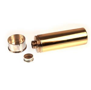 12 Gauge Cartridge Flask - 6 Fluid Ounces Thumbnail 3