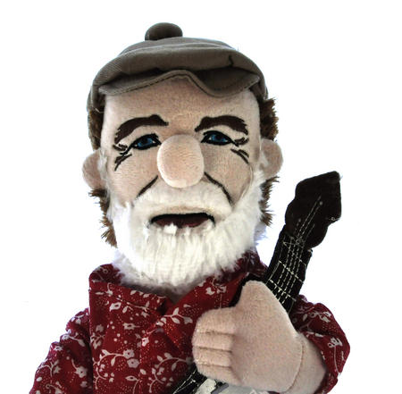 Pete Seeger - Little Thinkers Doll