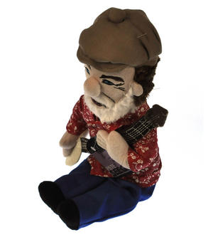 Pete Seeger - Little Thinkers Doll Thumbnail 3