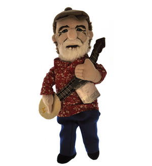 Pete Seeger - Little Thinkers Doll Thumbnail 4