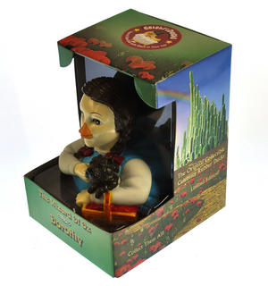 Dorothy - Wizard of Oz Rubber Duck - Celebriduck Thumbnail 2