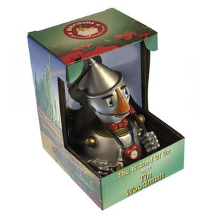 Tin Woodman - Wizard of Oz Rubber Duck - Celebriduck Thumbnail 2